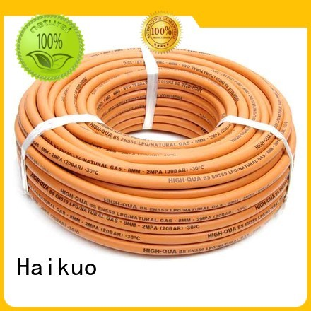 Haikuo fine-quality gas hose factory for aviation