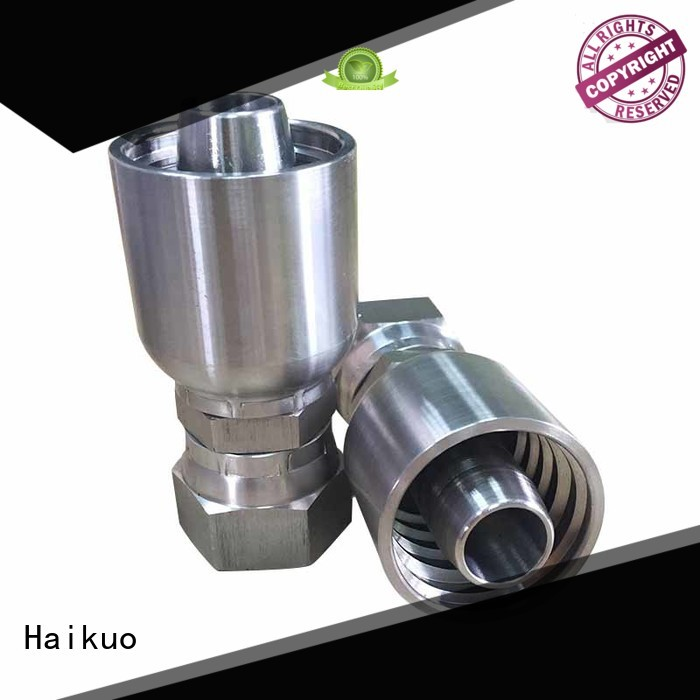 Haikuo bulk industrial hose assembly fireproofing for hardware