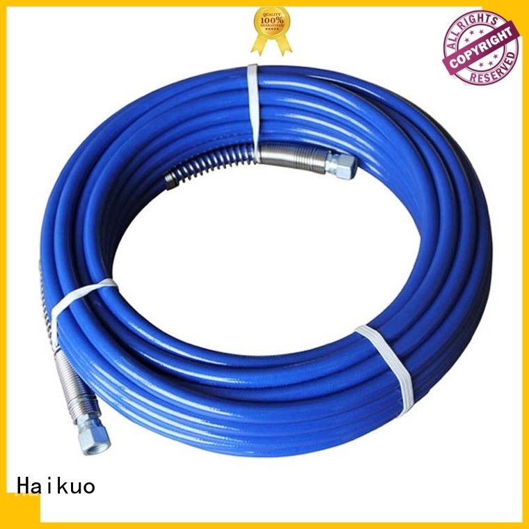 Haikuo standard thermoplastic hose long-term-use for insulation