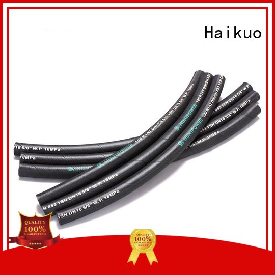 Haikuo high-quality industrial hoses for-sale for motorcycles