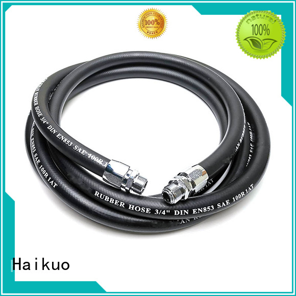 Haikuo high-quality diesel fuel hose supplier for hardware