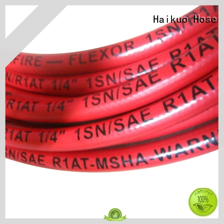 Haikuo durable steam hose long-term-use for aviation