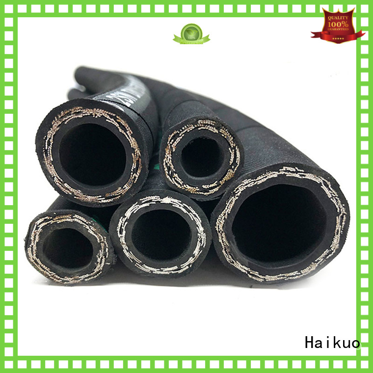 Haikuo sae agricultural hose factory for motorcycles