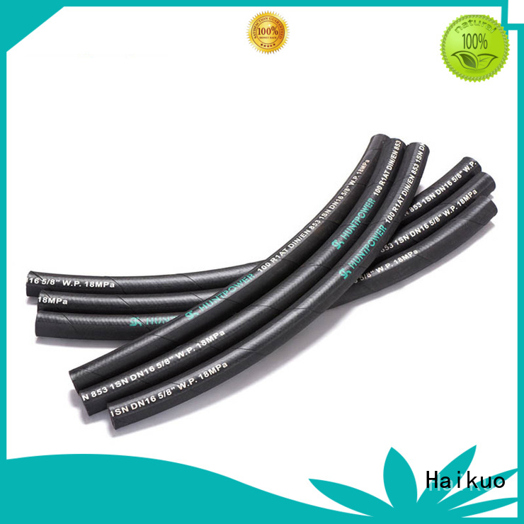 Haikuo flexible stainless steel flexible hose from China for audio areas