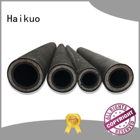 low cost wire braided hydraulic hose hose from China for audio areas