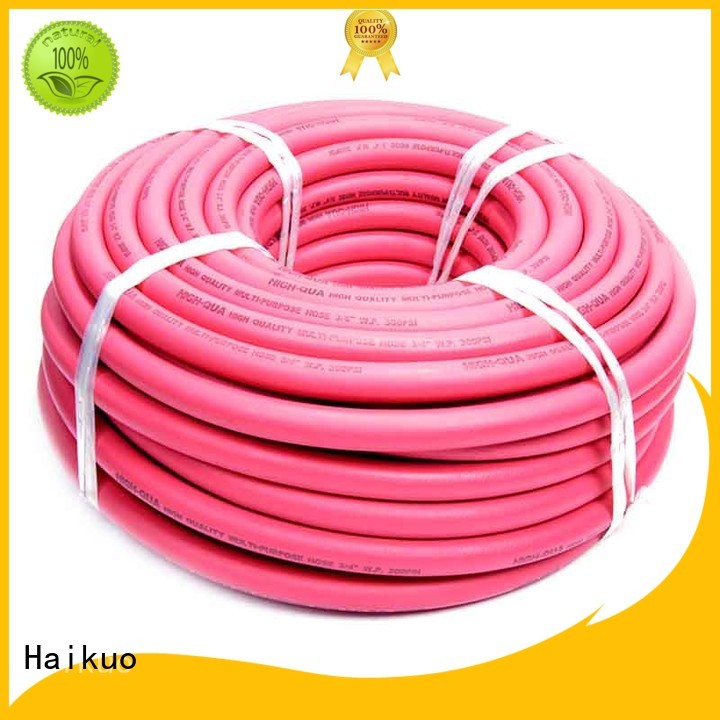 Haikuo ptfe industrial hoses owner for lighting