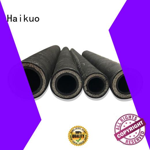 Haikuo hose wire braided hydraulic hose wholesale for electronics