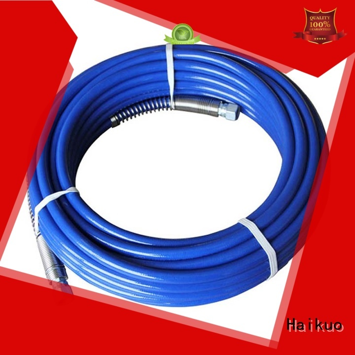 Haikuo industry-leading thermoplastic hose long-term-use for lighting