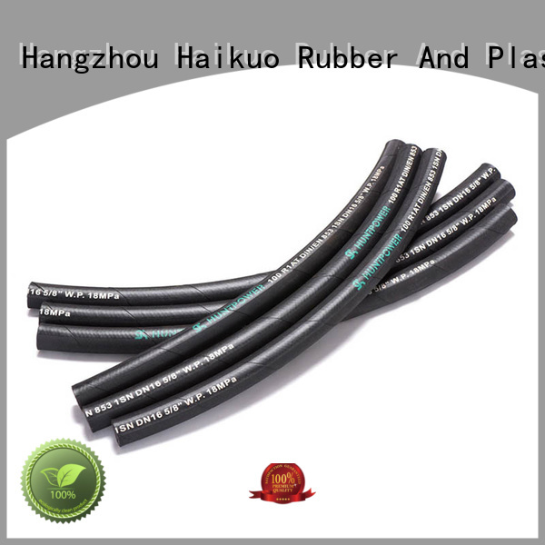 flexible hydraulic hose pipe – for lighting Haikuo
