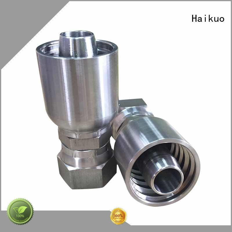 Haikuo reliable hose and fittings various types for hardware