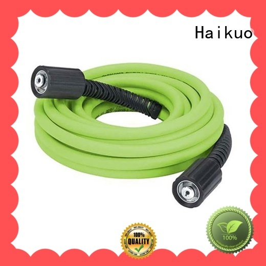 Haikuo bulk washing machine hose factory price for ships areas