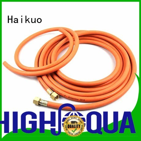 durable hose and fittings assembly widely use for hardware